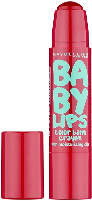 Maybelline Baby Lips Color Balm Crayon Candy Red #005
