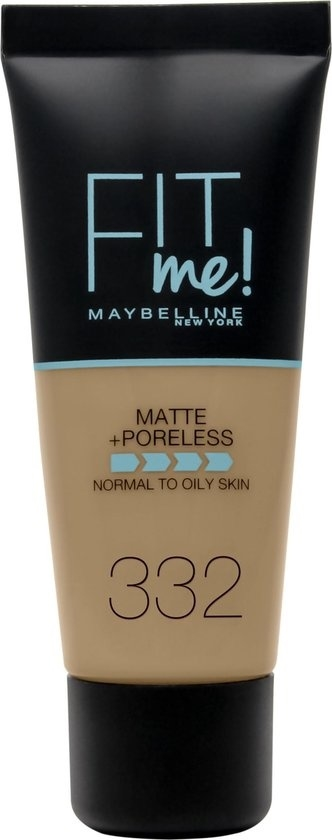 Maybelline Fit Me Foundation 332 Golden Tube 30ml