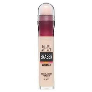 Maybelline INST.ERASER CONC.NUgb -00 IVORY Augen-Abdeck-Make-up 6,8 ml