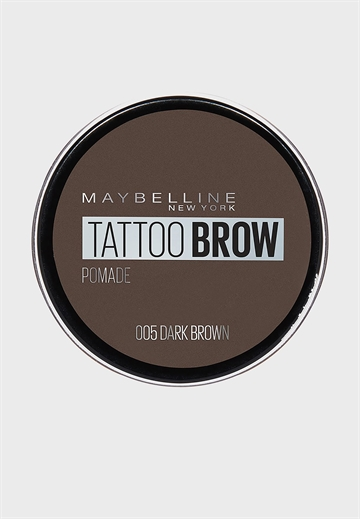 Maybelline Tatoo Brow Pomade 05 Dark Brown