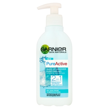 Garnier Pure Activ 2in1 MakeUp Remover 200ml