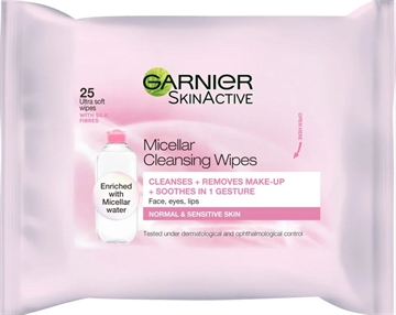 Garnier  Micellar Wipes