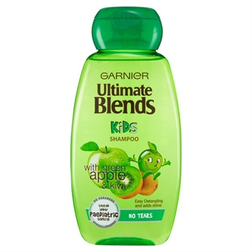 Garnier Ultimate Blends Kids Shampoo Apple 250ml
