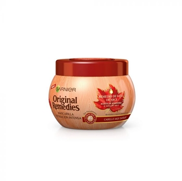 Garnier Original Remedies hair mask 300 ml Almond oil and maple sap