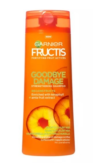 Garnier Fructis Goodbye Damage Shampoo 250ml