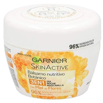 Garnier Skin Active Cream 150 ml 3 In 1 Day, Night And Mask With Flowers Honey