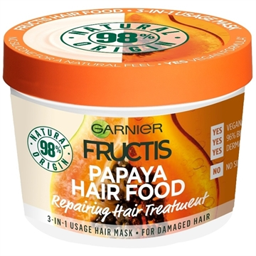 Garnier Fructis Hair Food Papaye 390 ml