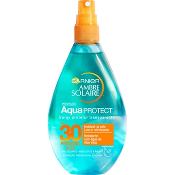Garnier Solar Spray 150ml Aqua Protect Moisturizing Protection 30