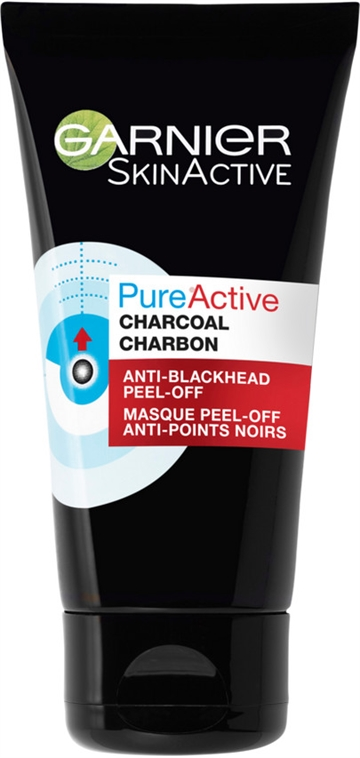 Garnier  Pure Active Charcoal Peel-Off Mask (Black) 150 ml