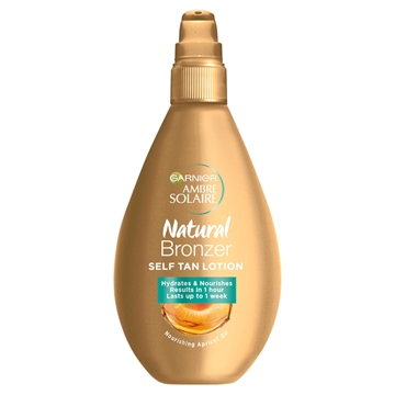Garnier Ambre Solaire Natural Bronzer Milk 150ml