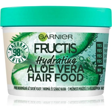 Garnier Fructis Hydrating Aloe Vera Hair Food 390ml