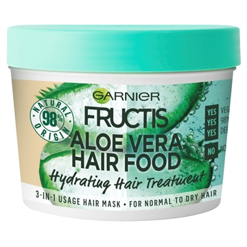 Garnier Fructis Hairfood Aloe Vera Mask 390ml