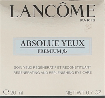 Lancome Absolue Yeux Premium Replenishing Eye Care 20ml