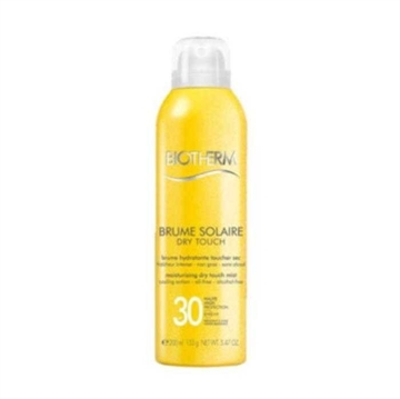 Biotherm Brume Solaire Moisturizing Dry Touch Mist 200ml Spf30 - High Protection - Cooling Action - Oil Free - Alcohol Free