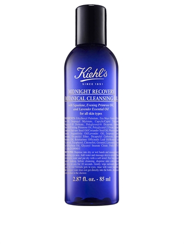 Kiehl's Midnight Recovery Botanical Cleansing Oil 85ml