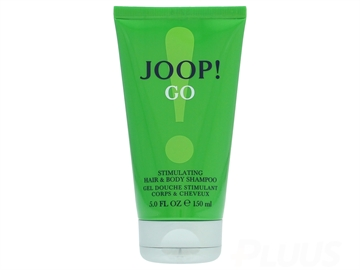 Joop! Go Stimulating Hair & Body Shampoo 150ml