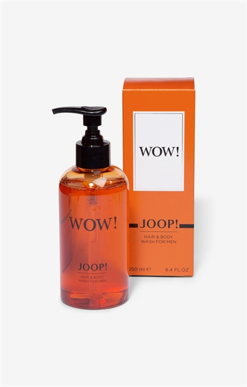 Joop! Wow Men Hair & Body Wash 250ml