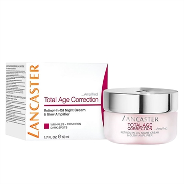 Lancaster Total Age Correction Night Cream 50ml 0