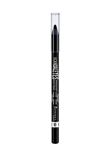 Rimmel Scandal Eyes Wp Kohl Kajal 001 Black 1,2G