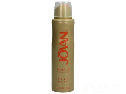 Jovan Deo Spray - Musk Oil 150ml