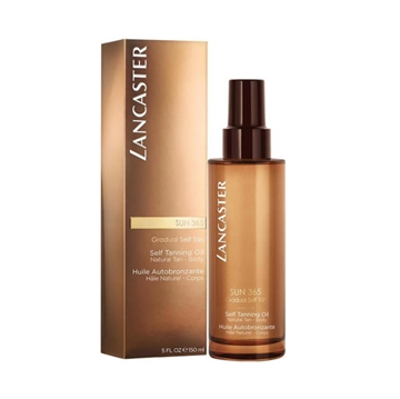 Lancaster 365 Sun Gradual Body Oil All Skin Types 150ml