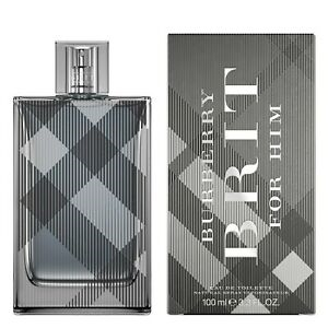 Burberry Brit For Men EDT Spray 100ml