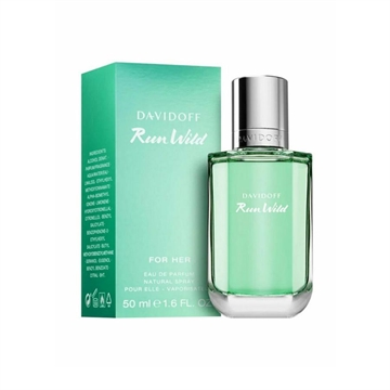 Davidoff Run Wild For Her Edp Spray 50ml