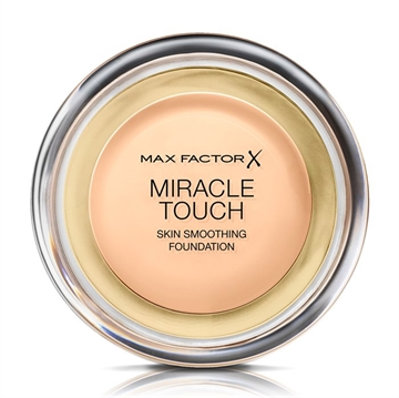 Max Factor Miracle Touch Foundation 043 Golden Ivory