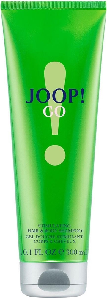 Joop Go Homme Stimulating Hair and Body Shampoo 300ml