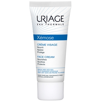Uriage Xemose Face Cream 40ml Very Dry Skin
