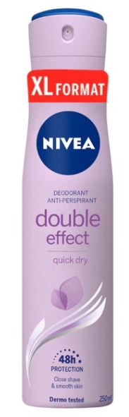 Nivea deodorant spray 250ml Double effect
