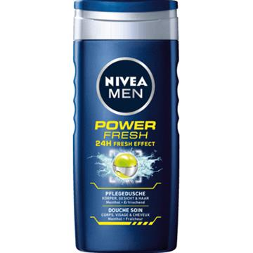 Nivea Dusch Men 250ml Power Fresh
