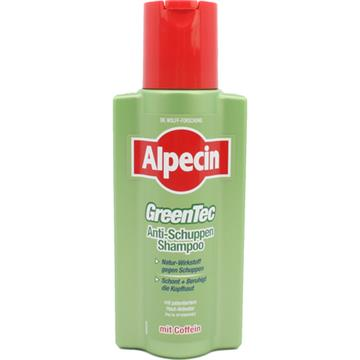 Alpecin Shampoo 250ml Greentec With Caffeine