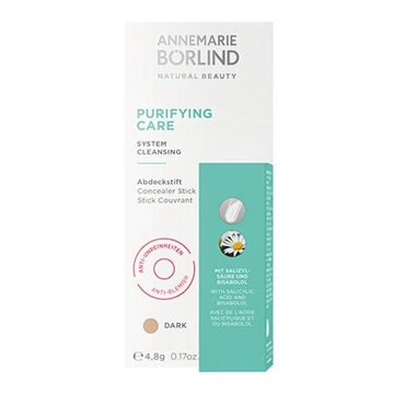 Annemarie Borlind Purifying Care Concealer Stick 4,8gr Dark