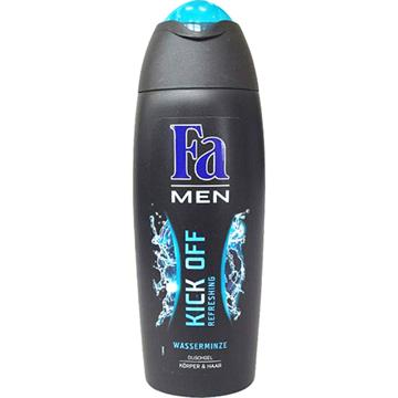 Fa Shower 250ml Men Kick-Off