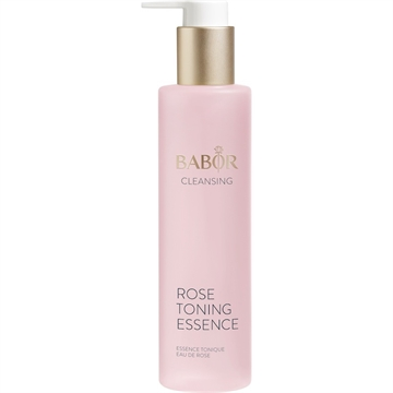 Babor Cleansing Rose Toning Essence 200ml For Dry Skin Type