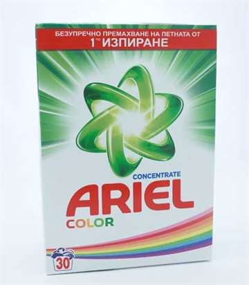 Ariel Washing Powder Colour 30 Wash 1.95Kg