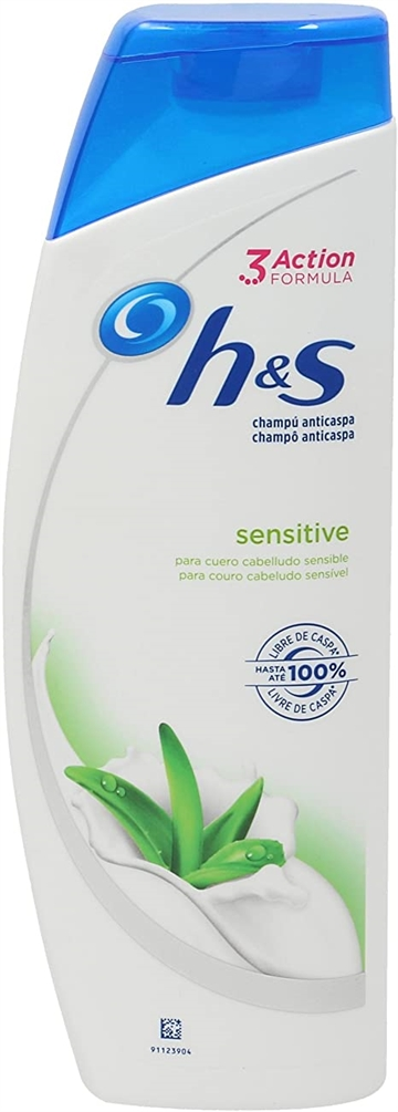 Head & Shoulders Anti-Dandruff Shampoo 360 ml  Sensitive