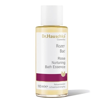 Dr. Hauschka Rose Nurturing Bath Essence 100ml Harmonises and protects