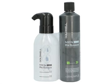 Goldwell Men Reshade Set Developer + Applicator 250ml