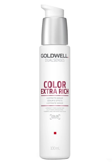 GOLDWELL DUAL COLOR EXTRA RICH 6 EFFECTS SERUM 100ML