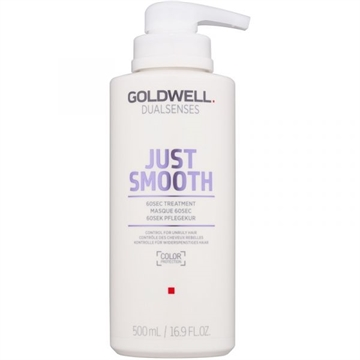 Goldwell Dual Just Smooth 60 Sec Treatment 500ml