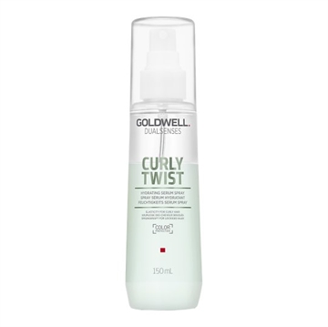 Goldwell Dualsenses Curly Twist Moisturizing Serum For Wavy Hair And Permanent Waves 150ml