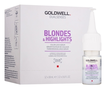Goldwell  Dual Bl&Hi Color Look Serum 12X18ml