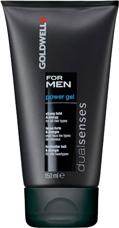 Goldwell Dual Senses Men Power Gel 150ml For All Hair Types