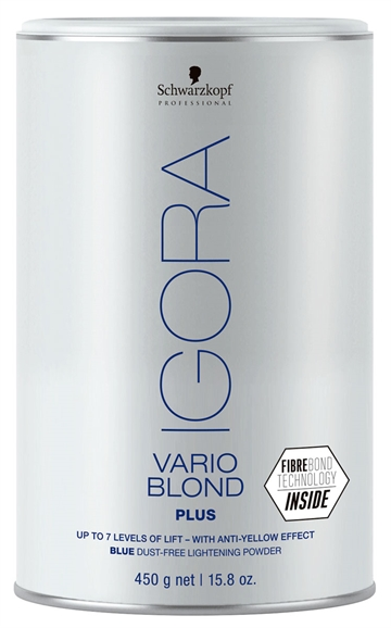 Schwarzkopf Professional Igora Vario Blond Lightening Powder 450G