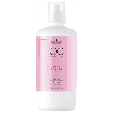 Bonacure Color Freeze Treatment 750ml PH 4,5 For Coloured Hair