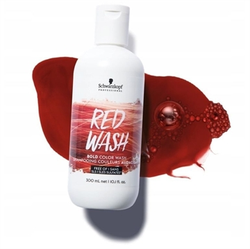 Schwarzkopf Color Wash Red 300ml