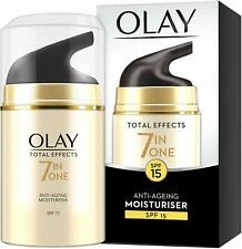 Olay Total Effects 7 in One Age Defying Moisturiser 37ml Day SPF15