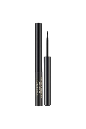 Max Factor Colour X-Pert Waterproof Eyeliner 1,7ml #01 Deep Black